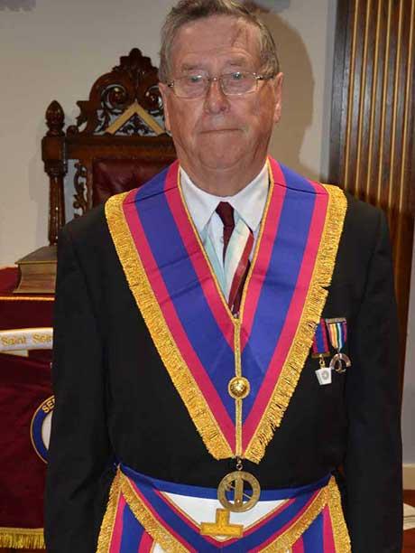 W.Bro. Graham Charles Cooper