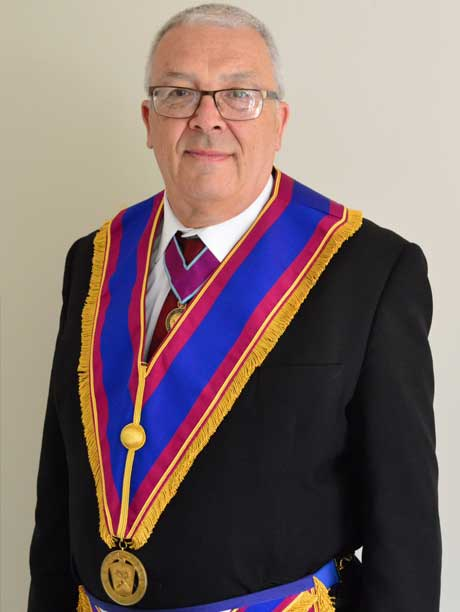 W.Bro. David Turvey ProvGTreas