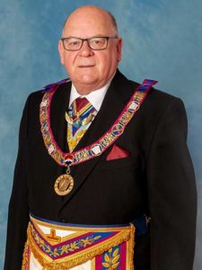 R.W.Bro Peter Talbot PGM North Wales