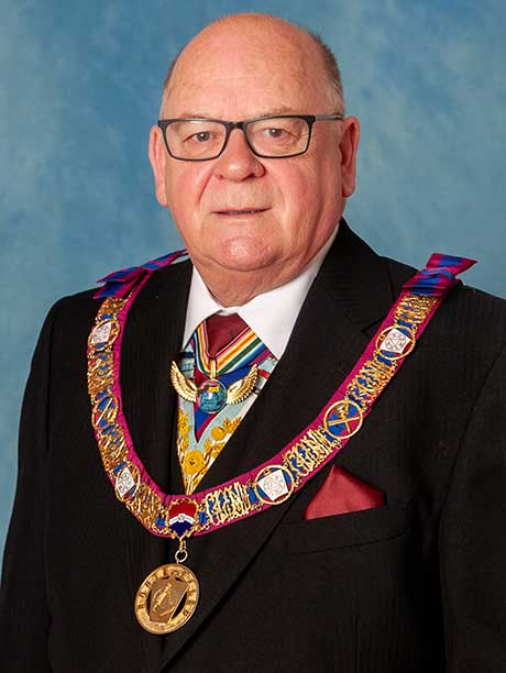 R.W.Bro. Peter Talbot PGM North Wales