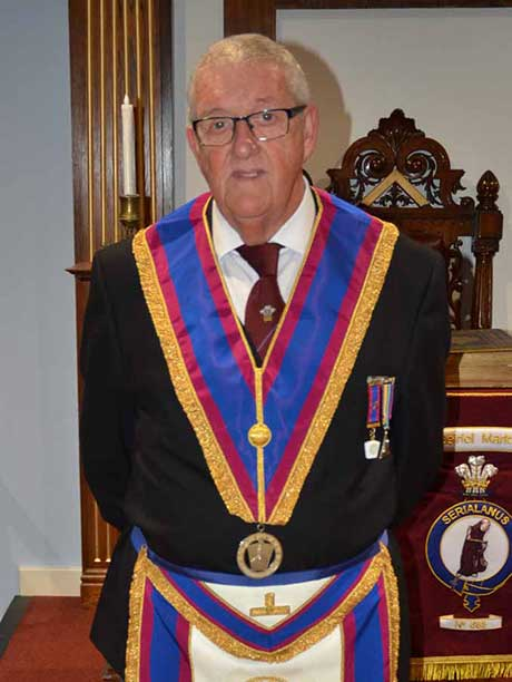 W.Bro Roy Jutson
