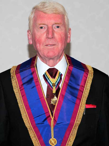 W.Bro. Philip J. Edwards ProvGDC