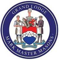 Grand Lodge of Mark Master Masons Logo