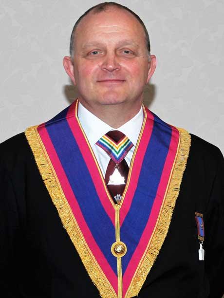 W.Bro Colin Lemin ProvGSec