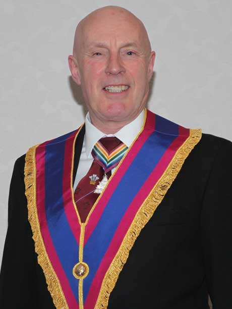 W.Bro. James Stephen Tilston ProvGSW