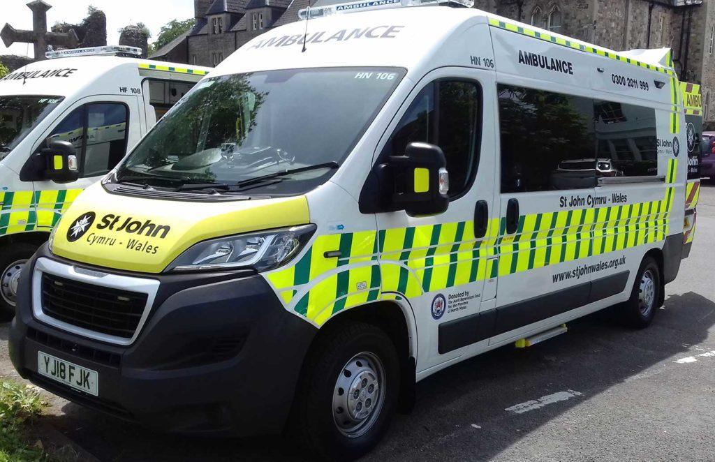 St John Ambulance Dedication at Llandaff Cathedral | Provincial