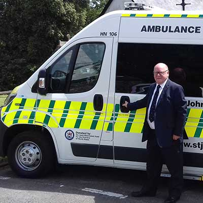 St John Ambulance Dedication at Llandaff Cathedral