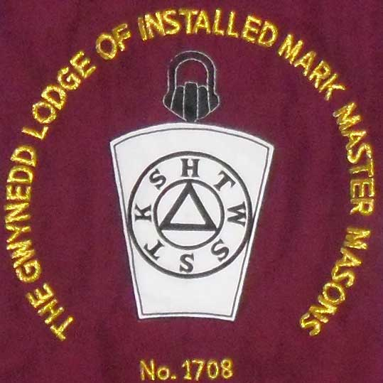 Gwynedd Installed Masters Banner Dedication
