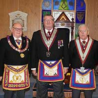 Provincial Stewards Lodge Installation 2018