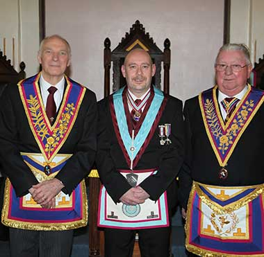 Colwyn Lodge Installation 2019