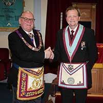 Flint Mark Lodge Installation 2019