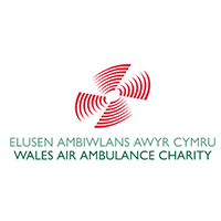 Welchpool Lodge donates £3050 to Air Ambulance