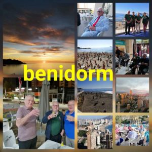 Postcard from Benidowm