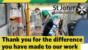 St John Ambulance and Mark Master Masons